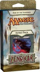 Zendikar: Rise of the Vampires, Intro Packs
