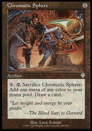 Chromatic Sphere, Invasion