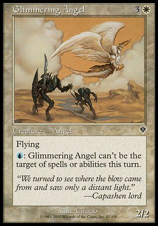 Glimmering Angel, Invasion