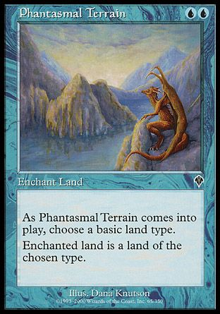 Phantasmal Terrain, Invasion
