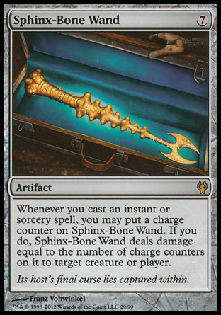 Sphinx-Bone Wand, Izzet vs Golgari