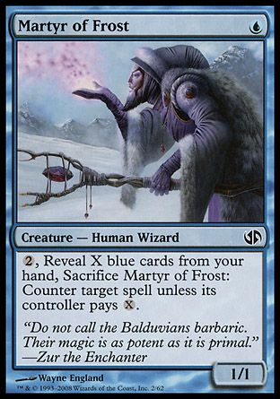 Martyr of Frost, Jace vs Chandra