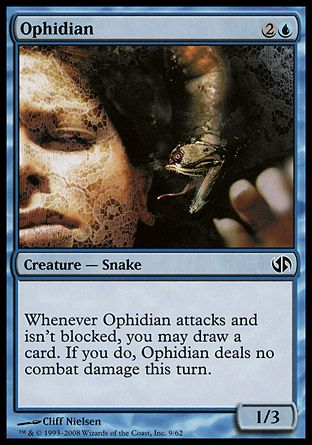 Ophidian, Jace vs Chandra