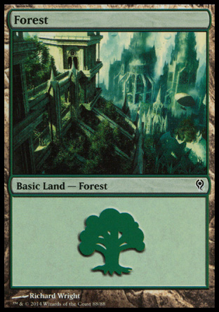Forest, Jace vs Vraska