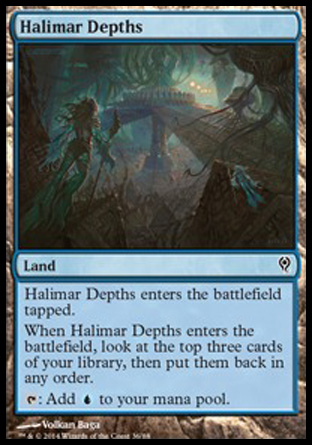 Halimar Depths, Jace vs Vraska