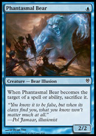 Phantasmal Bear, Jace vs Vraska