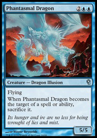 Phantasmal Dragon, Jace vs Vraska