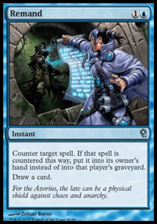 Remand, Jace vs Vraska