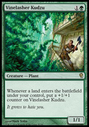 Vinelasher Kudzu, Jace vs Vraska