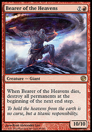 Bearer of the Heavens, Journey into Nyx