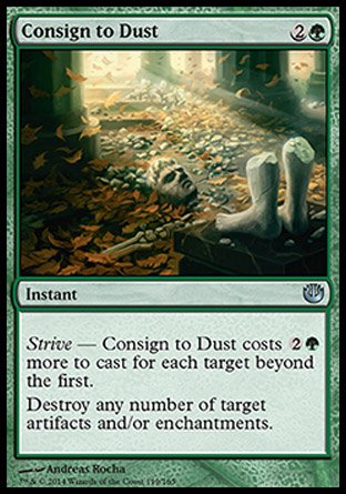 Consign to Dust, Journey into Nyx