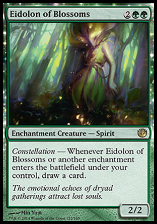 Eidolon of Blossoms, Journey into Nyx