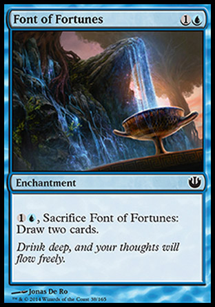 Font of Fortunes, Journey into Nyx