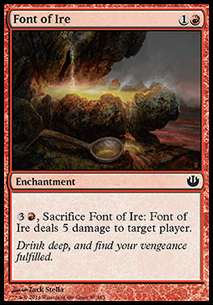 Font of Ire, Journey into Nyx