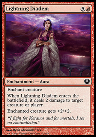Lightning Diadem, Journey into Nyx