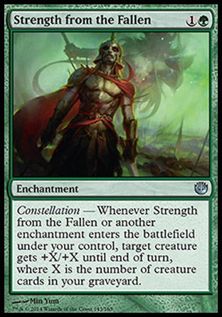 Strength from the Fallen, Journey into Nyx