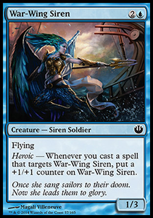 War-Wing Siren, Journey into Nyx
