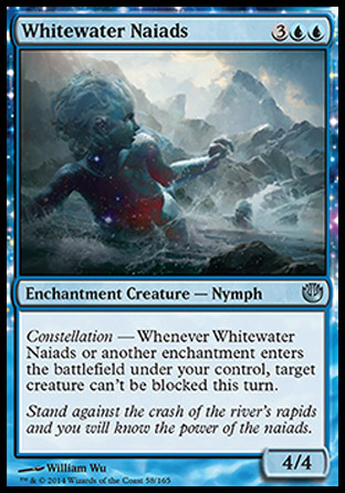 Whitewater Naiads, Journey into Nyx
