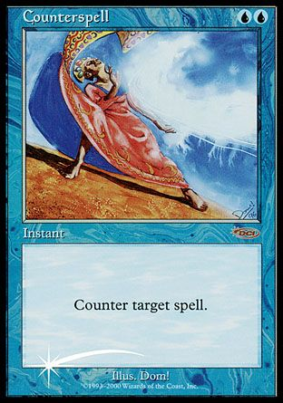 Counterspell, Judge Gifts