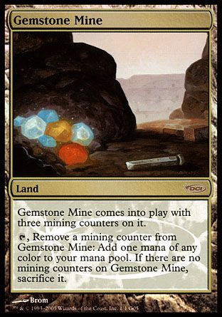 Gemstone Mine, Judge Gifts