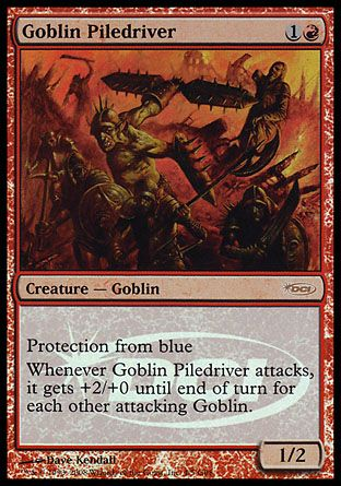 Goblin Piledriver, Judge Gifts