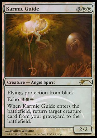 Karmic Guide, Judge Gifts