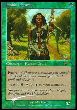 Noble Hierarch, Judge Gifts