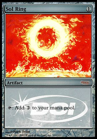 Sol Ring, Judge Gifts