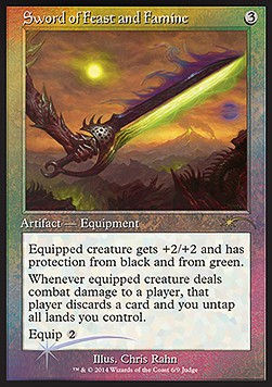 Sword of Feast and Famine, Judge Gifts