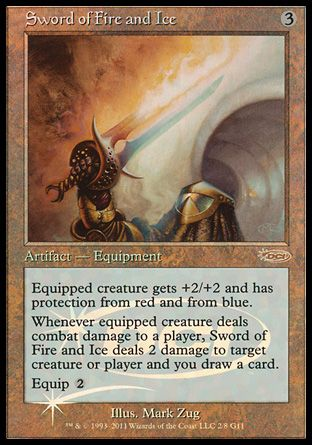 Sword of Fire and Ice, Judge Gifts