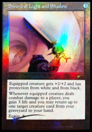 Sword of Light and Shadow, Judge Gifts