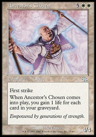 Ancestor's Chosen, Judgment