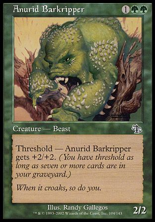 Anurid Barkripper, Judgment