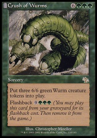 Crush of Wurms, Judgment