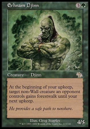 Erhnam Djinn, Judgment