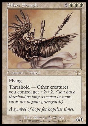 Silver Seraph, Judgment