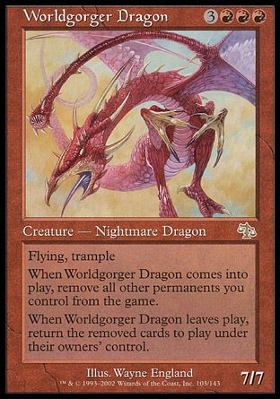 Worldgorger Dragon, Judgment