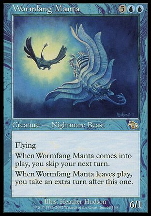 Wormfang Manta, Judgment