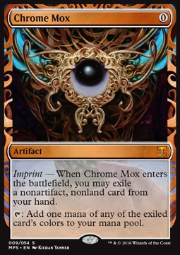 Chrome Mox, Kaladesh Inventions