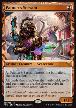 Painter's Servant, Kaladesh Inventions