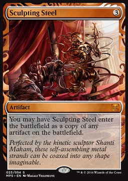 Sculpting Steel, Kaladesh Inventions