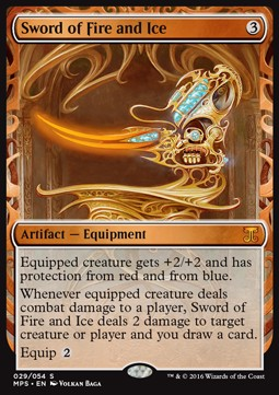 Sword of Fire and Ice, Kaladesh Inventions