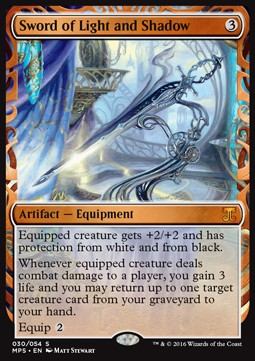 Sword of Light and Shadow, Kaladesh Inventions