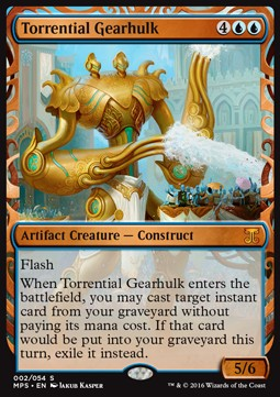 Torrential Gearhulk, Kaladesh Inventions