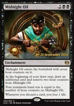 Midnight Oil, Kaladesh Promos