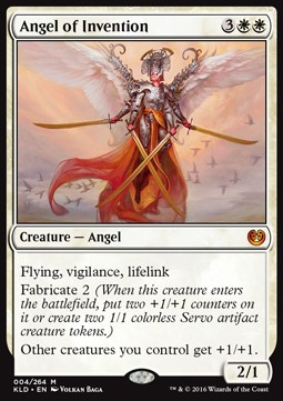 Angel of Invention, Kaladesh