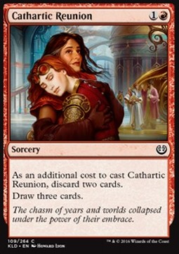 Cathartic Reunion, Kaladesh