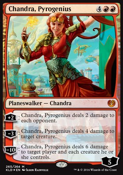 Chandra, Pyrogenius, Kaladesh