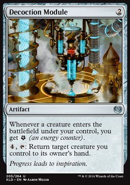 Decoction Module, Kaladesh