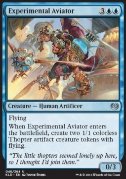 Experimental Aviator, Kaladesh